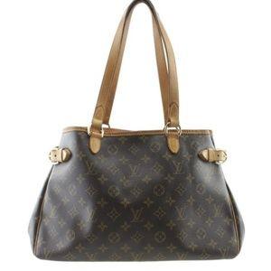 Batignolles Horizontal M51154 Monogram Handbag Bro